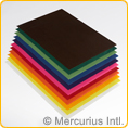 Kite Paper - 50x70 cm - 11 colours - 100 assorted sheet