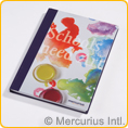 Mercurius Notebook - 21x29,7 cm - for teacher and student