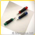 Greenfield Calligraphy Nibs Set of 3 Nibs: Small, Medium, Wide