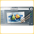 Lyra Rembrandt aquarelle pencil - 72 colours