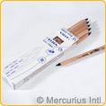 Lyra Ferby Natural Graphite Pencil - degree HB - 12 pencils