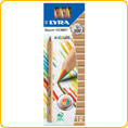 Lyra Super Ferby 4-Colour (4 colours in 1) - 12 pencils