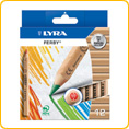 Lyra Ferby unlacquered 12 assorted