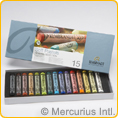 Rembrandt Artists' Soft Pastels - large - 15 colours
