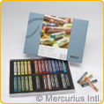 Rembrandt Artists' Soft Pastels - large - 30 colours