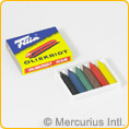 Filia oil crayons series 103/6 colours assorted