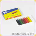 Filia oil crayons serie 103/9 colours assorted