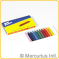Filia oil crayons series 103 - Box 12 ass. - NO BLACK