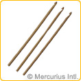 Bamboo crochet needles