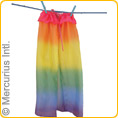 Sarah's Silks rainbow cape