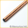 Eurythmy Rod made from copper - 80cm - diam. 12 mm