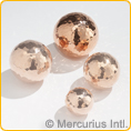 Eurythmie Copper Ball - diameter 68 mm/2.68 inch
