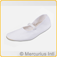 Eurythmy / ballett shoe white