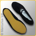 Eurythmy / ballett shoe black