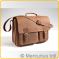 School Bag / Teacher's Bag - 2 compartments + laptop compartment