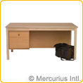 Teachers desk AMS cabinet/tray