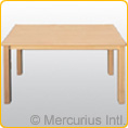 Lesson Table 130x60cm - different sizes