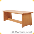 Flexible Classroom Bench - Bochumer Model - improved model