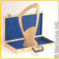 Choroi Pentatonic Children's Harp - 7 strings - with wooden case