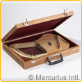 Wooden case for Choroi Lyres