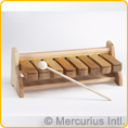 Diaton. Set Xylophone Blocks with standard + mallet
