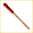 Moeck Diatonic Recorder single holes fingering