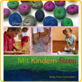 Felt Crafting with Children (German, Dutch) - by Christel Dhom