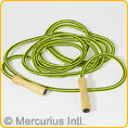 Skipping rope with wooden handles Length 600 cm