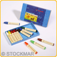 Stockmar Wax Crayons - 12 colours