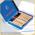 Stockmar Wax Crayons - 8 colours supplementary assortment
