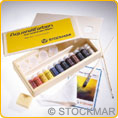 Stockmar Watercolours in wooden box - 12 colours