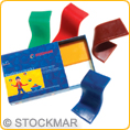 Stockmar Modelling Beeswax - 6 colours - 100x40 mm