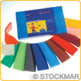 Stockmar Modelling Beeswax - 12 colours - 100x40 mm