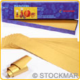 Stockmar Decorating Wax 20x4 cm/7.87x1.57 inch - single colours - 12 sheets