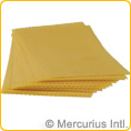 Dipam honeycomb sheets 19.5 x 33.5 cm