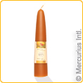 Dipam beeswax candle D2